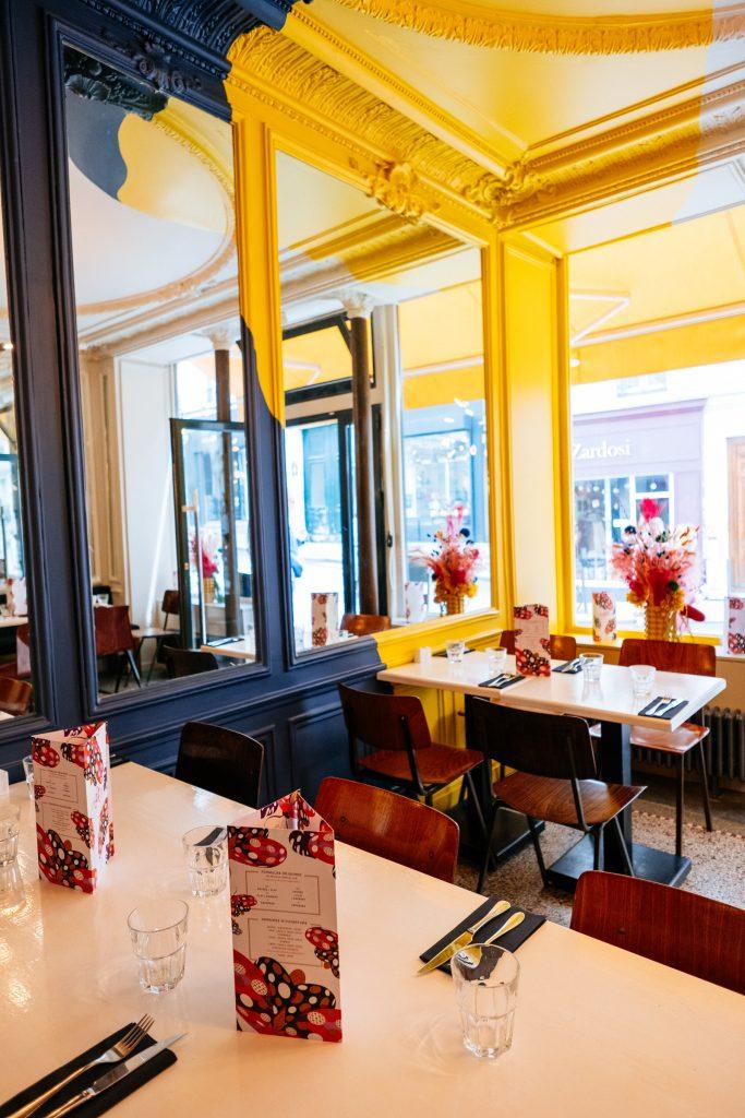 Paris - Vegan - Veggietown - brEATh restaurant